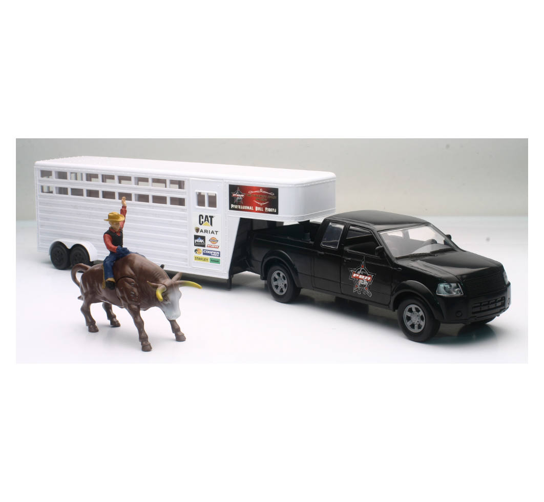 Big Valley Ford >> Professional Bull Rider – New-Ray Toys (CA) Inc.