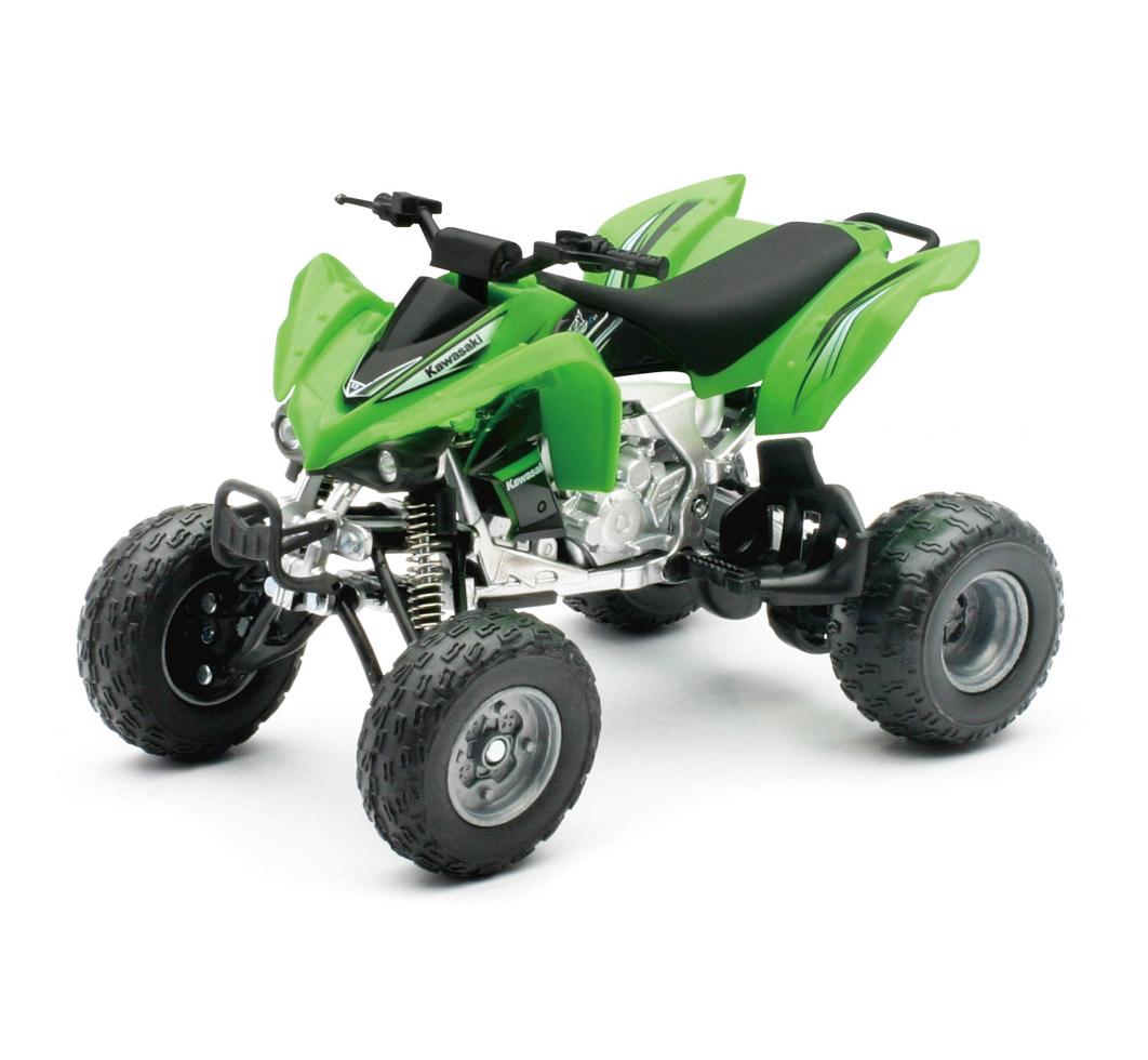 1 12 Scale Kawasaki Kfx 450r Atv New Ray Toys Ca Inc