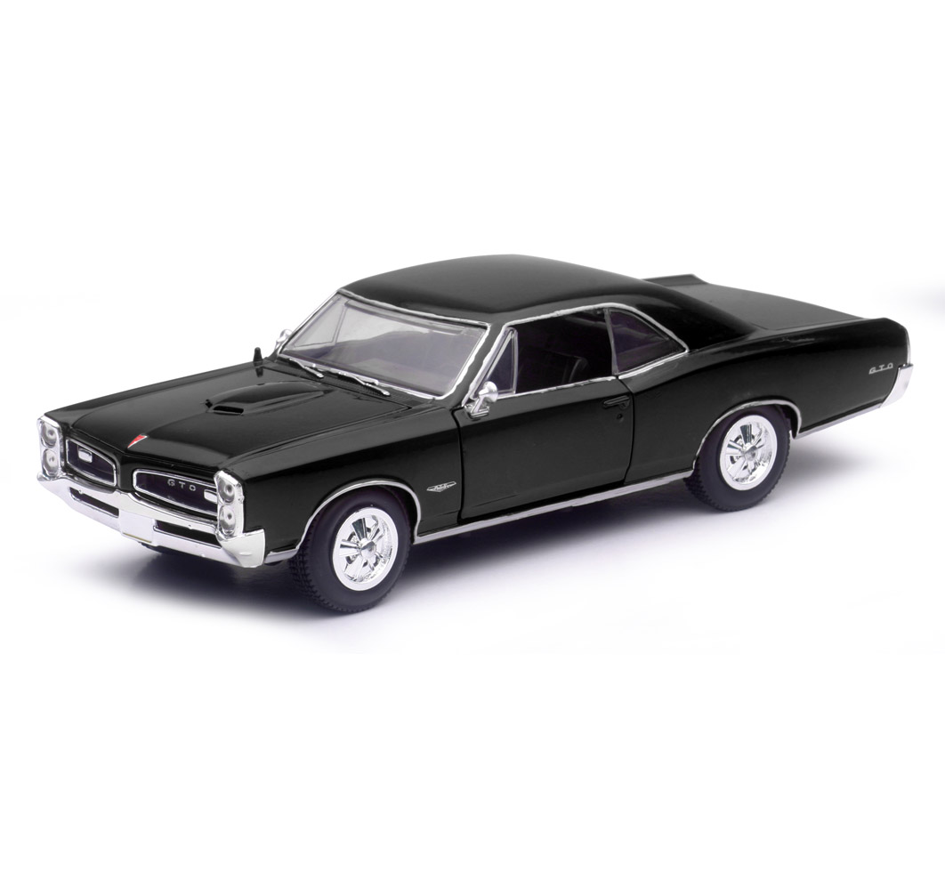 City Cruiser New Ray Toys Ca Inc 1966 Chevy C10 Stepside 125 Scale Pontiac Gto