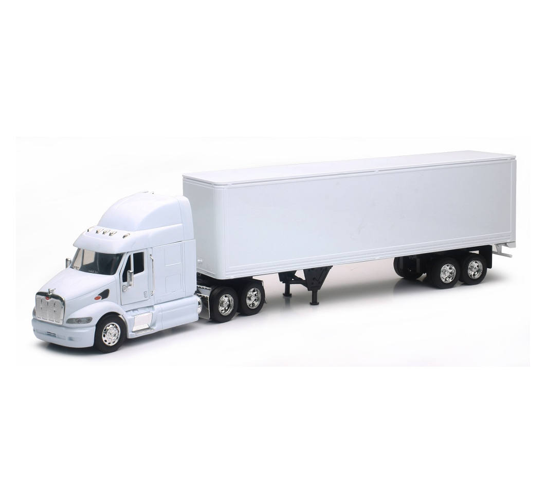 Long Haul Trucker – New-Ray Toys (CA) Inc